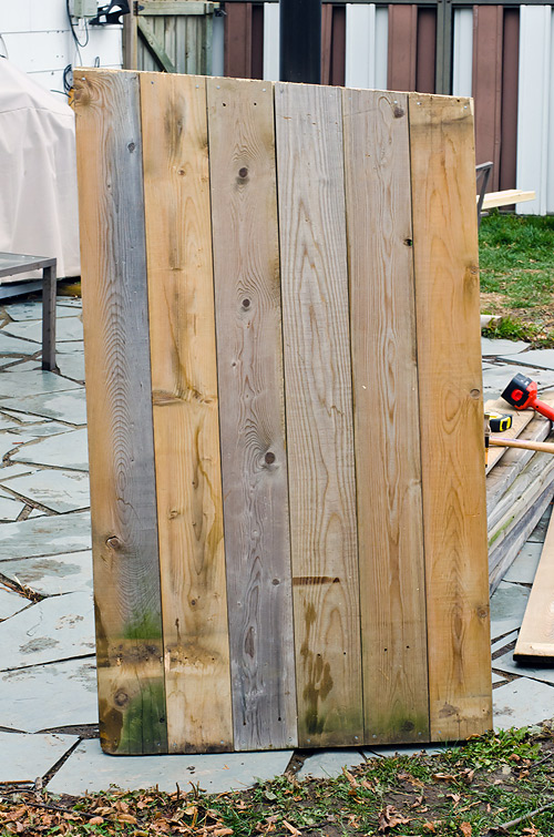 Building a Garbage Shed for Less Than $100 Using Scrap Wood