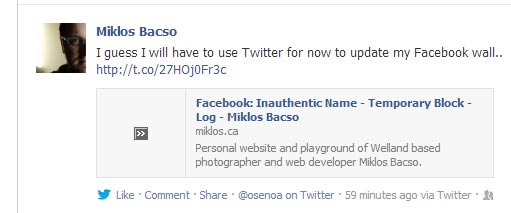 facebook twitter sync, identity authentication on facebook