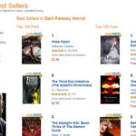 The Third Eye Initiative: #2 Bestseller in Dark Fantasy Horror