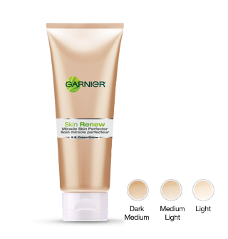 Garnier BB Cream Shades