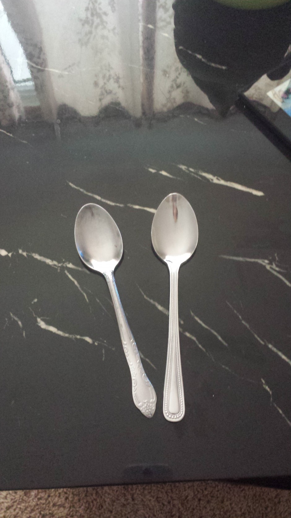 I actually hate these spoons.
