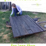 DIY: How to Make a Beautiful Pallet Headboard for Under $30