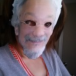 Found my Halloween costume! David Suzuki! Canadian as ****!