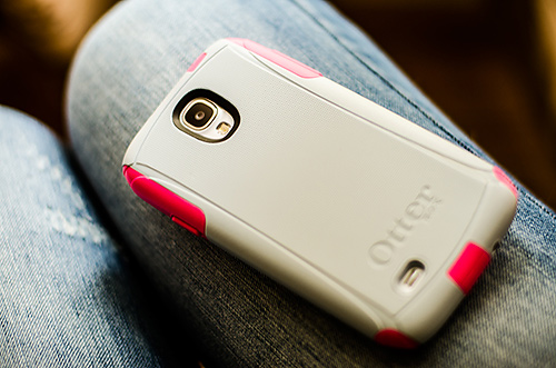otterbox grey orchid