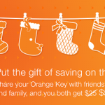 ING Direct Canada is giving you $50 to sign up with an Orange Key! Time to do it!