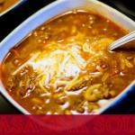 Best Soup for Winter: Lasagna Soup