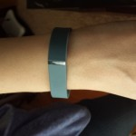 My first night with Fitbit Flex