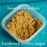 Quick tip: How to soften hardened brown sugar