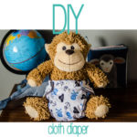 DIY: Make a cloth diaper!