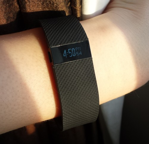 Fitbit Charge HR Heart Rate + Activity tracker