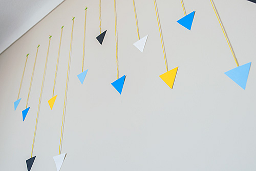 hanging arrows
