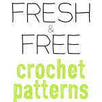 5 fresh free crochet patterns to warm up your winter