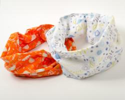 Cedar Bee Handmade infinity scarves for kids