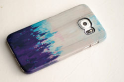Forest art case for Samsung Galaxy S6
