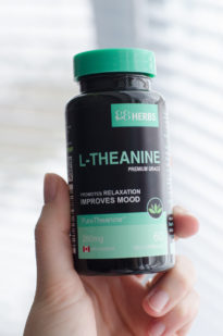 Plagued by anxiety? It might be worth your while to try L-theanine.